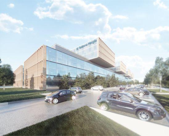 Tallinna Haigla