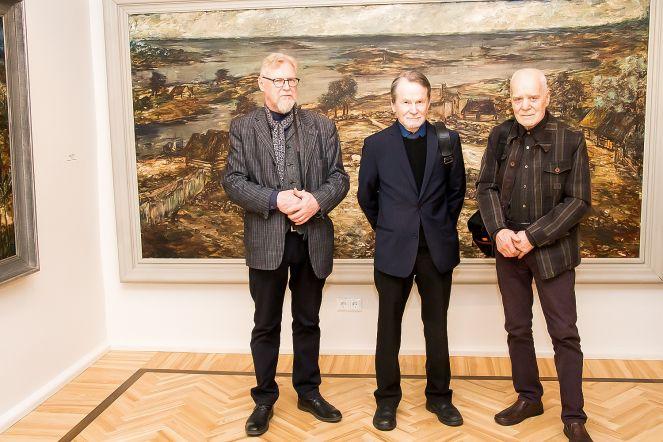 Eerik Haameri nimeline kunstiauhind , esimene omanik Uno Roosvalt