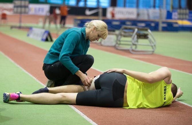 Eesti kergejõustiku meistrivõistlused 18.02.2018