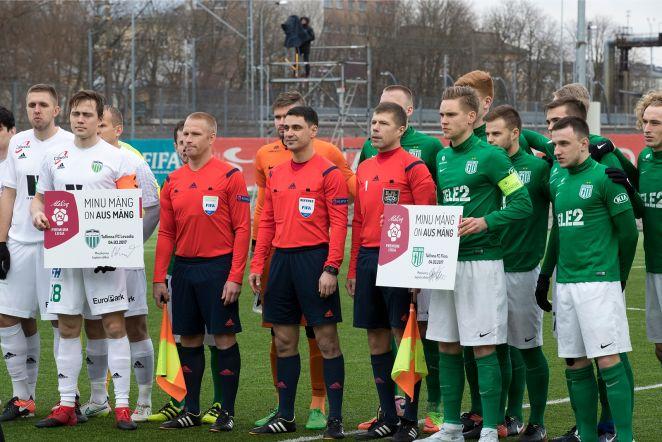 Jalgpall FC Flora-FC Levadia