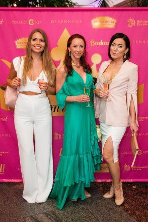 Buduaari Lemmik 2017: Pink & Gold Gala
