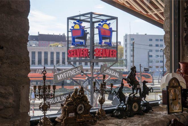 c9a573243fc FOTOD: Uuenenud Balti jaama turg avas pärast põhjalikke ehitustöid taas  uksed