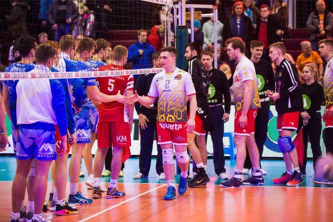 Pärnu Võrkpalliklubi vs Tallinna Selver 18.03.17