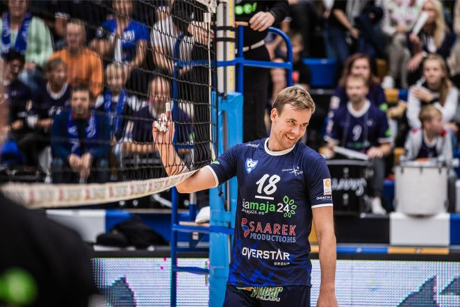Bigbank Tartu vs Saaremaa VK 30.09.18