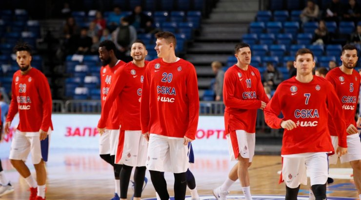 Raske võidu saanud CSKA on ühe võidu kaugusel VTB finaalist