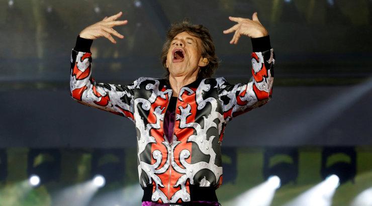 VIDEO | Küll alles kepsutab! Mick Jagger seljatas südameoperatsiooni ning vihub nagu Jackson