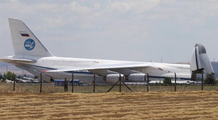 Türgi sai kätte Vene õhutõrjesüsteemi S-400 esimese saadetise – oodata on USA vastusamme