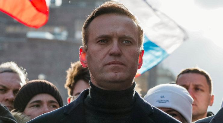 Январь 17, 2021 Алексей Навальный возвращается в Россию после лечения в Германии