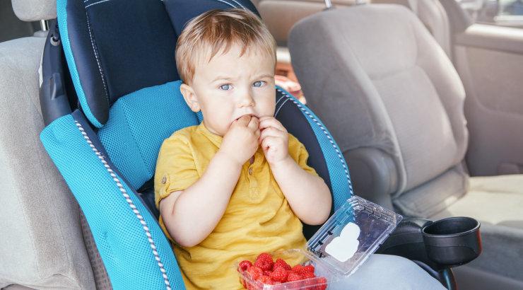 6 tervislikku ja lapsesõbralikku vahepala, mida sel suvel autoreisile kaasa pakkida