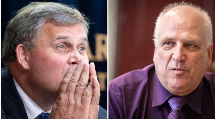 HELISALVESTISED | Raivo Aeg vs Mart Järvik PRIA skandaalis: üks ministritest valetab. Aga kumb?