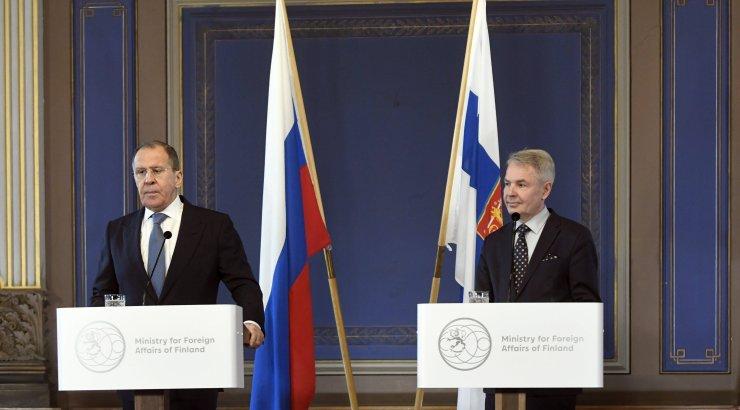 Peterburis kohtuvad Vene ja Soome välisministrid. Lavrov: informeerisime Haavistot Navalnõi asjus