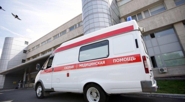 Журналист С.Доренко погиб в центре Москвы в результате ДТП, потеряв управление мотоциклом