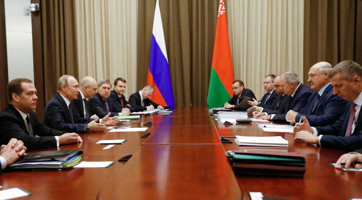 Путин и Эрдоган подтвердили стратегическую цель довести товарооборот до $100 млрд - Песков