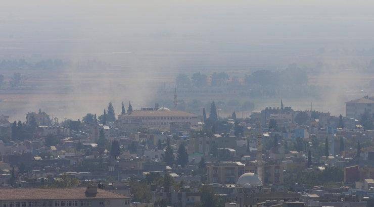 Vaatamata relvarahule oli Türgi-Süüria piiril kuulda tulistamist