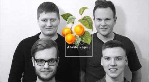 KUULA:  Mõnus kõrvauss! Noortebänd A3 avaldas särtsaka singli Ahvileivapuu