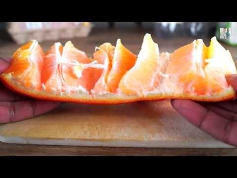 Elumuutev NIPP: Mugavaim ja kiireim viis, kuidas apelsini koorida