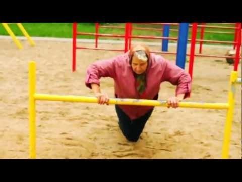 VIDEO: 72aastane trenni tegev vanaema teeb kõikidele silmad ette