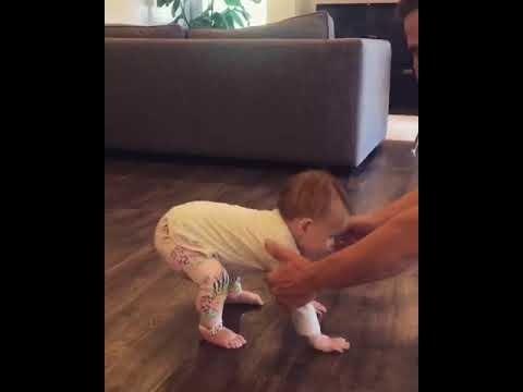 VIDEO | Isu friikartuli järele paneb kõndima
