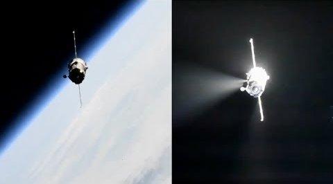 VIDEO | Humanoidrobotiga Vene kosmoselaeva põkkumine ISS-iga ebaõnnestus