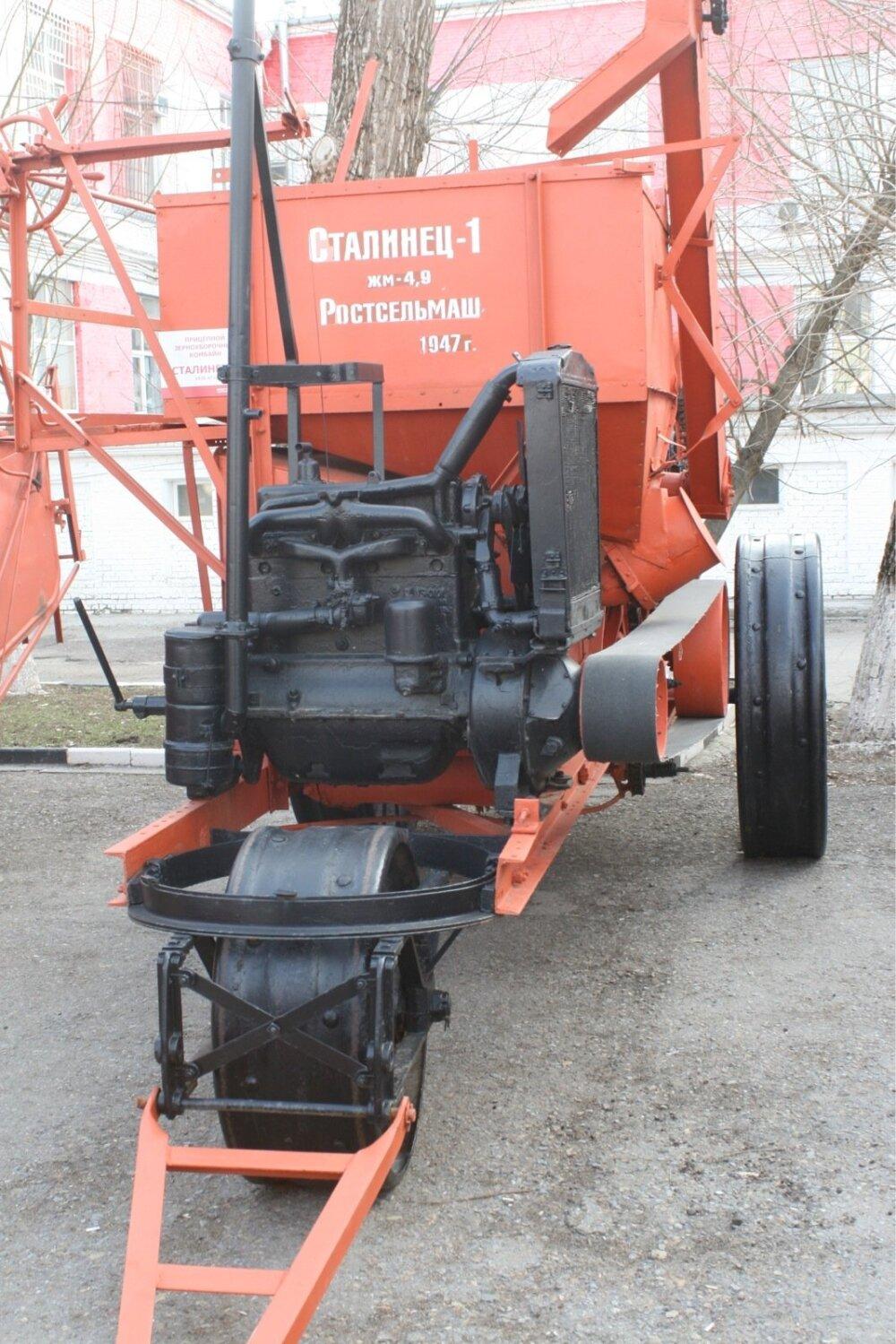 6bd1a486ca1 Just sellised masinad olid Rostovis tootmises nii enne suurt sõda kui veel  ka sõjajärgsetel aastatel