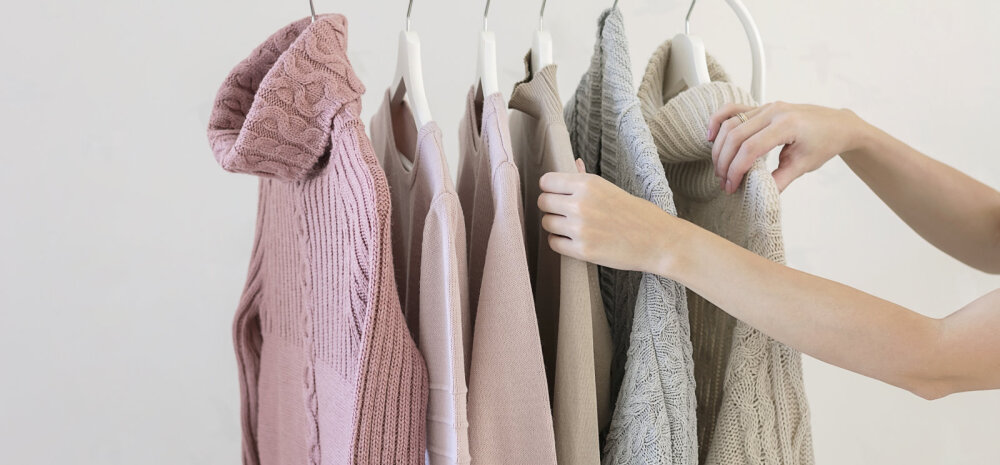 Tahad, et sinu rõivad säiliksid kaua ilusana? Loe, milliseid nippe jagab moeblogija Elo Kumel