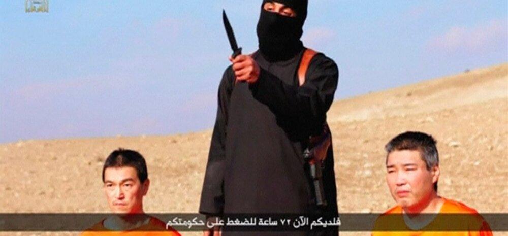 Džihaadi John märatses joobnult reisilennukis