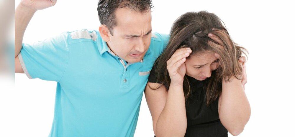 Ole ettevaatlik! Märgid, mis näitavad, et su silmarõõm võib olla vägivaldne ahistaja!