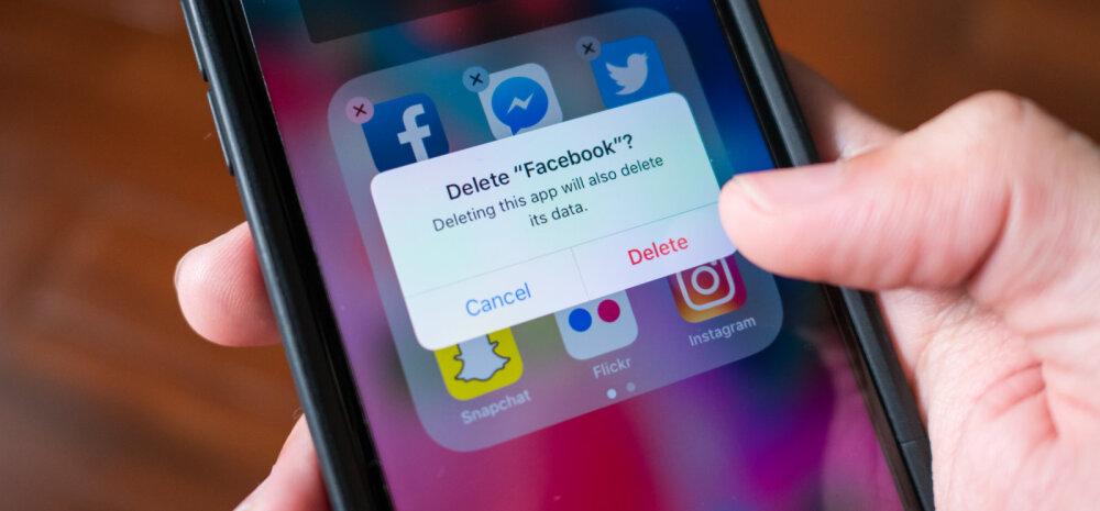 Facebook on eilne päev? Eesti noored eelistavad üha rohkem teisi sotsiaalmeediaplatvorme. Loe, millised on trendid kodumaal