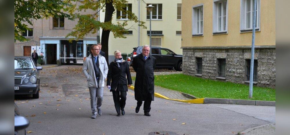 DELFI FOTOD: Keskerakonna juhatus otsustas: Savisaar on erakonna peaministrikandidaat!