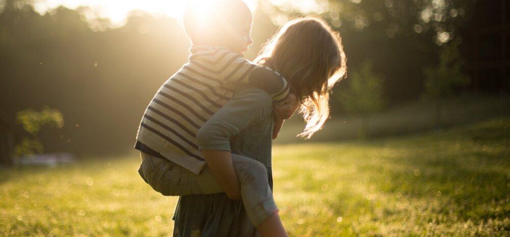 Kaheksa soovitust, mis aitavad lapsel ennast paremini mõista