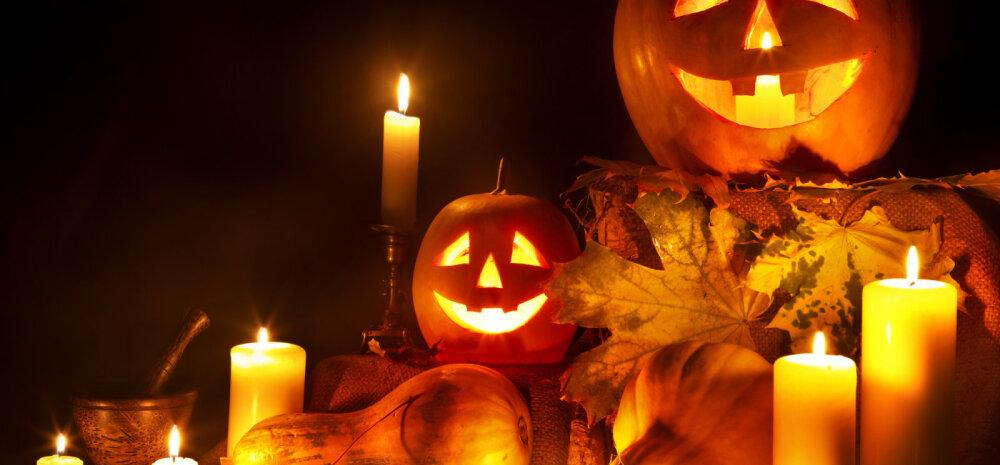 Täna on <em>halloween</em> ehk kõikide pühakute öö, mis on hea aeg tuleviku ennustamiseks