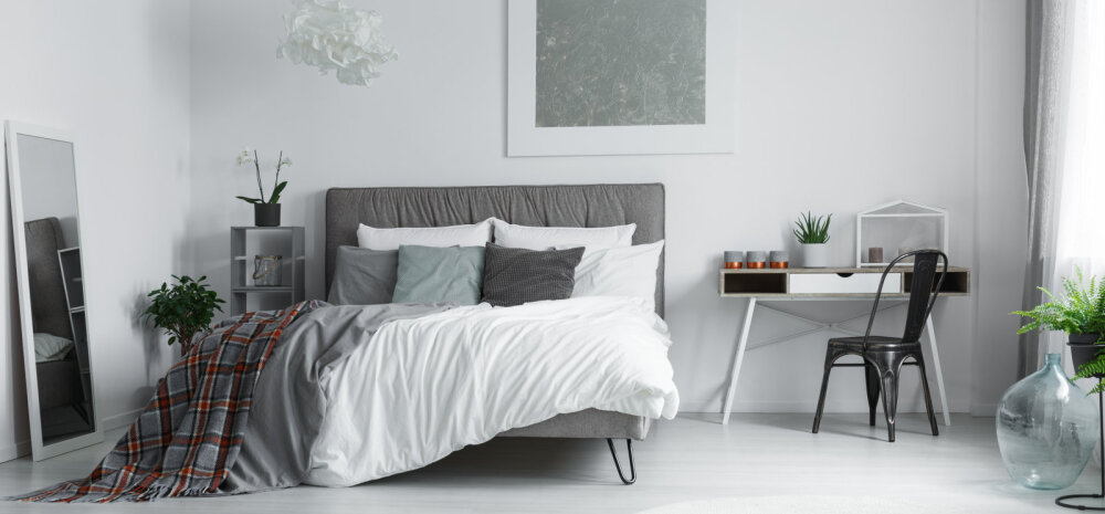 Nippe, mille abil muuta pisike magamistuba ruumisäästlikumaks