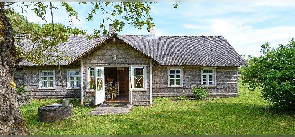 Unistad suvekodust mõnel Eesti saarel? Vaata silmapaistvamaid müügis olevaid objekte