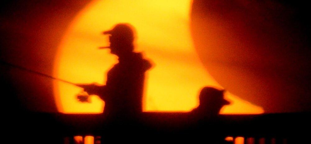 Märtsitaevas 2015: valmistume osaliseks päikesevarjutuseks