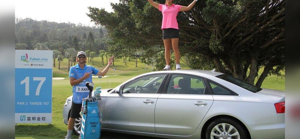 Danielle Kang võidetud luksusautoga
