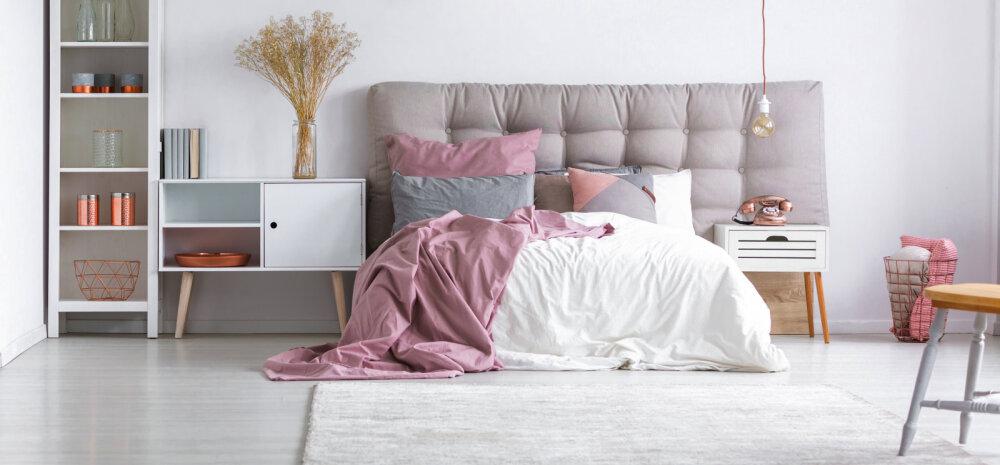 Seitse asja magamistoas, millest peaksid kiiremas korras loobuma