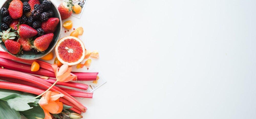 Head isu: kümme kasulikku põhjust, miks süüa rabarberit