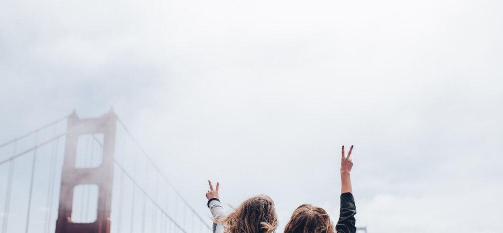 HAARA VÕIMALUSEST: Tahad tasuta koolireisile? Otsitakse Eesti lahedaimat klassiekskursiooni