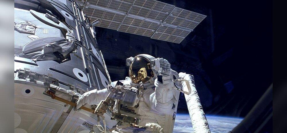 VIDEOD. 15 aastat orbiidil: USA, Venemaa, Euroopa ja Jaapani ühine kosmosejaam