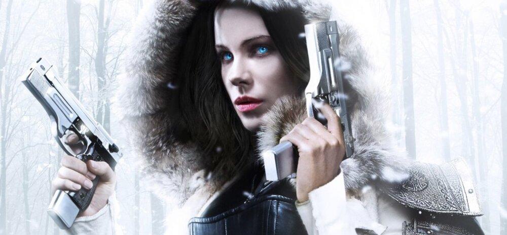 """TREILER: Kate Beckinsale on maailma võimsam vampiir """"Teispoolsuse"""" seeria viiendas osas"""