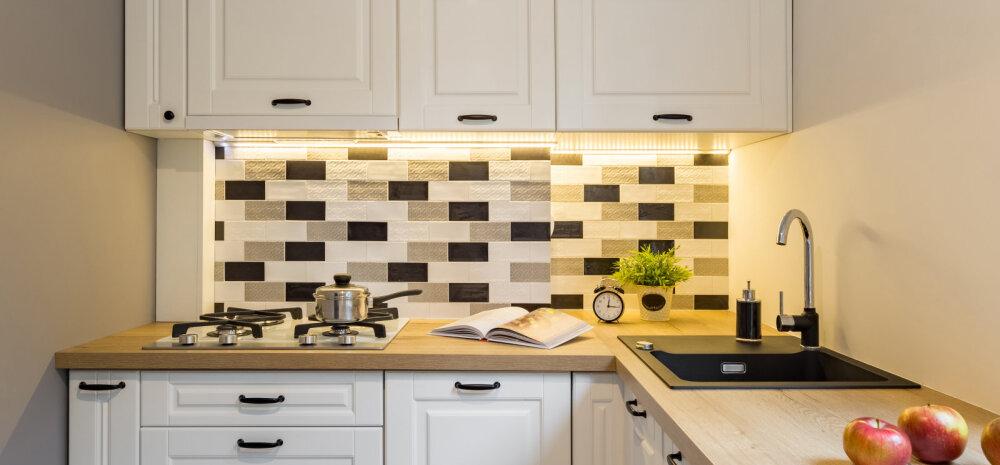 ФОТО │ Кухня на 2-х квадратных метрах: стильные идеи для тех, у кого мало места у плиты
