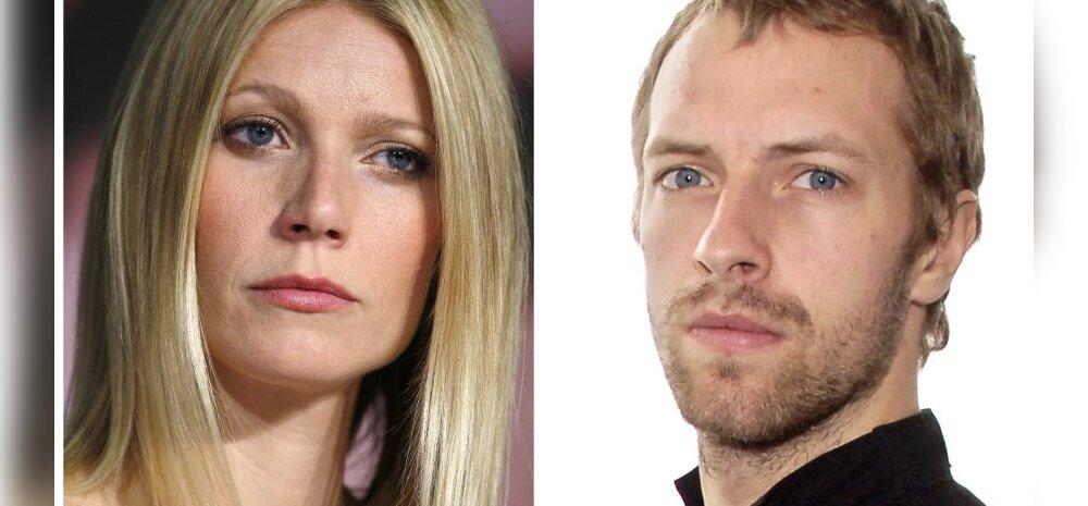 Gwyneth Paltrow ja Chris Martin lahutavad 10 aastat kestnud abielu