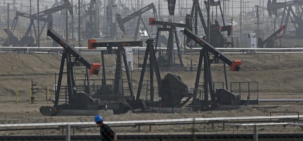 USA-l on nüüd suuremad naftavarud kui Saudi Araabial või Venemaal