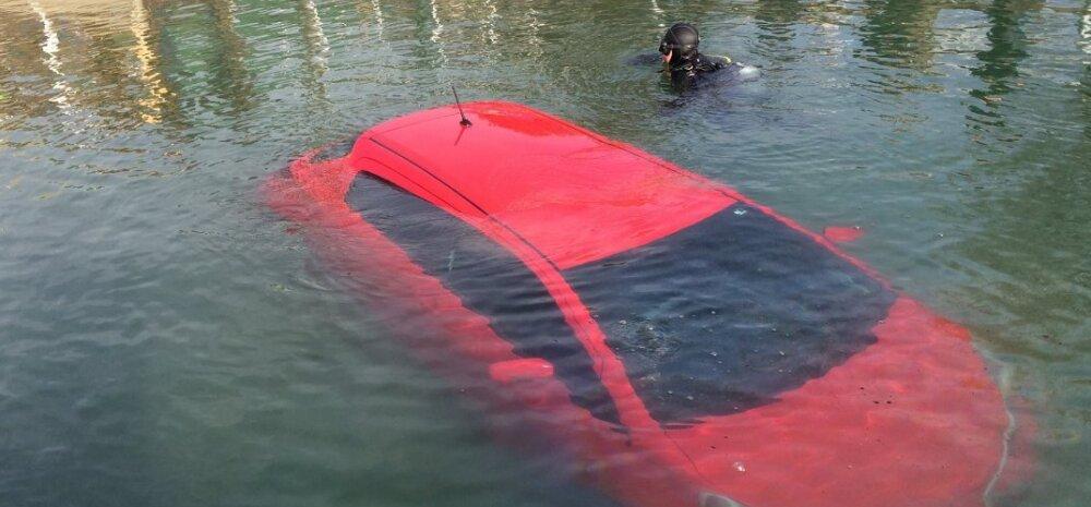 FOTOD: Selle neiu GPS käskis tal järve sõita. Nii ta tegigi