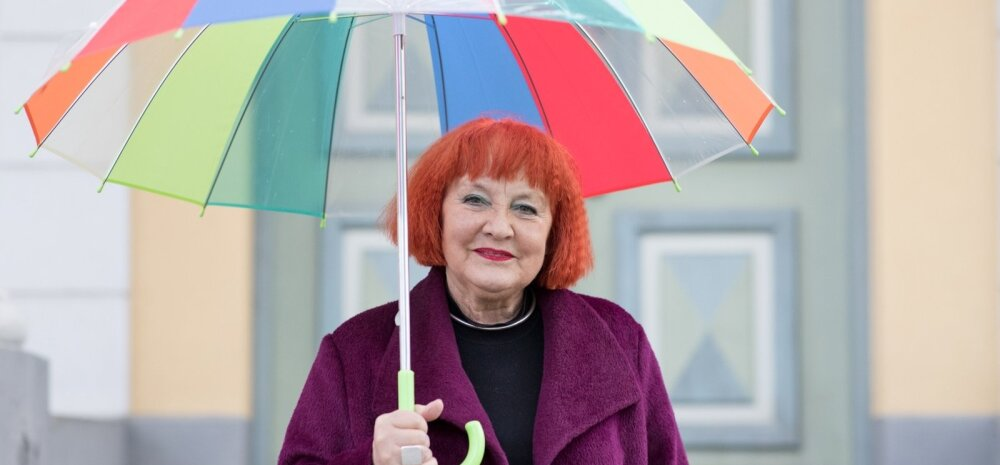 Maile Grünberg – ikka värvikalt!