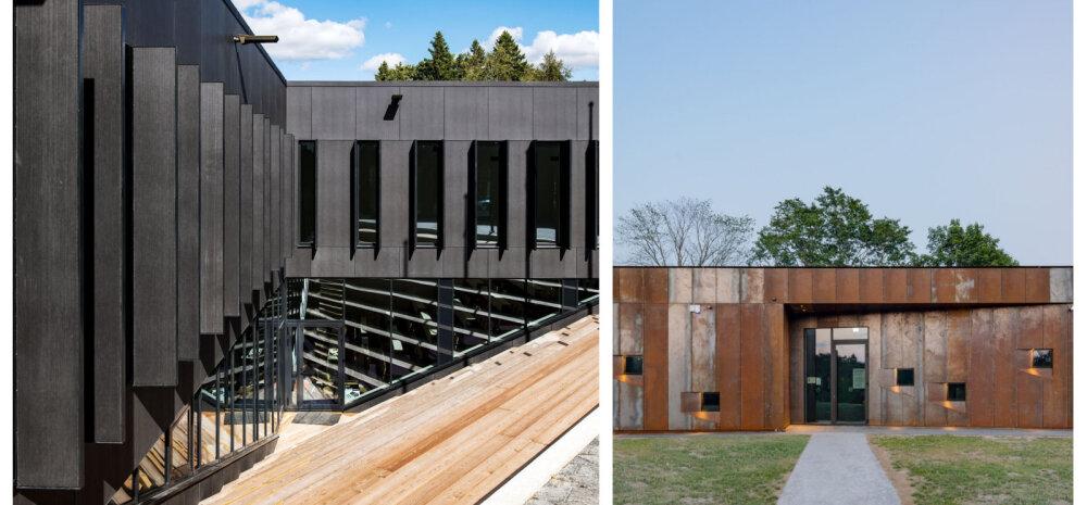 ФОТО | Отдайте свой голос! Номинанты архитектурных премий Эстонского союза архитекторов