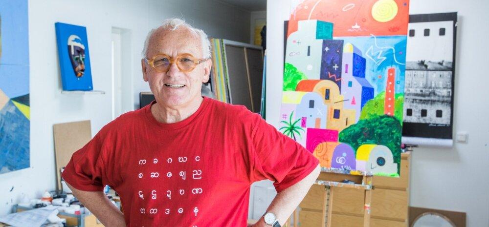 Juuni lõpus 70 aasta juubelit tähistav Vilen Künnapu usub, et arhitektina on ta vaba tegelema kõigega ja on avatud kõigele. Nii tegelebki ta peale arhitektuuri ka maalikunsti ja kirjandusega ning segab oma loomingus modernismi metafüüsika ja müstitsismiga