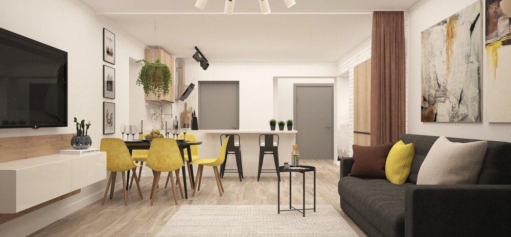 11 kasulikku nippi elutoa sisustamiseks