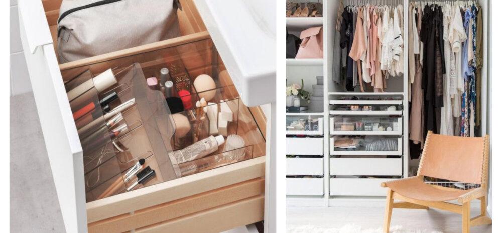 ФОТО | 10 гениальных идей, как навести идеальный порядок в шкафах и ящиках