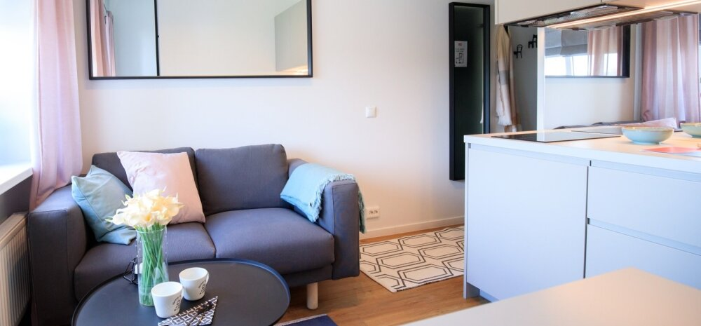 Üüritava pinna hind oleneb eelkõige korteri asukohast ja korrasolekust ning ehitusaastast.